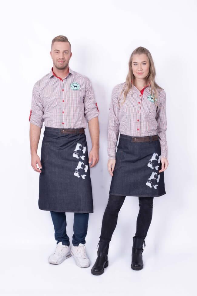 slagerskleding